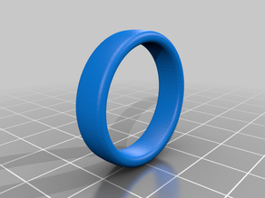 Simple Ring - Size 12.5