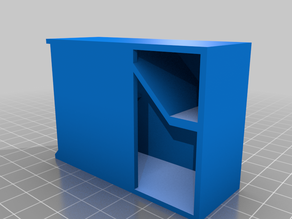 Small dice tower