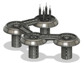Star Wars Legion Kamino Platform with Extras