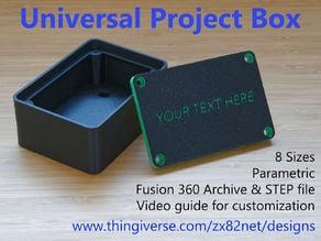 Universal Project Box