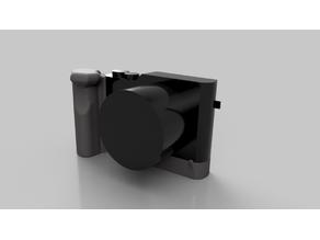 Panasonic Lumix GX800 (GX850, GF9) camera grip