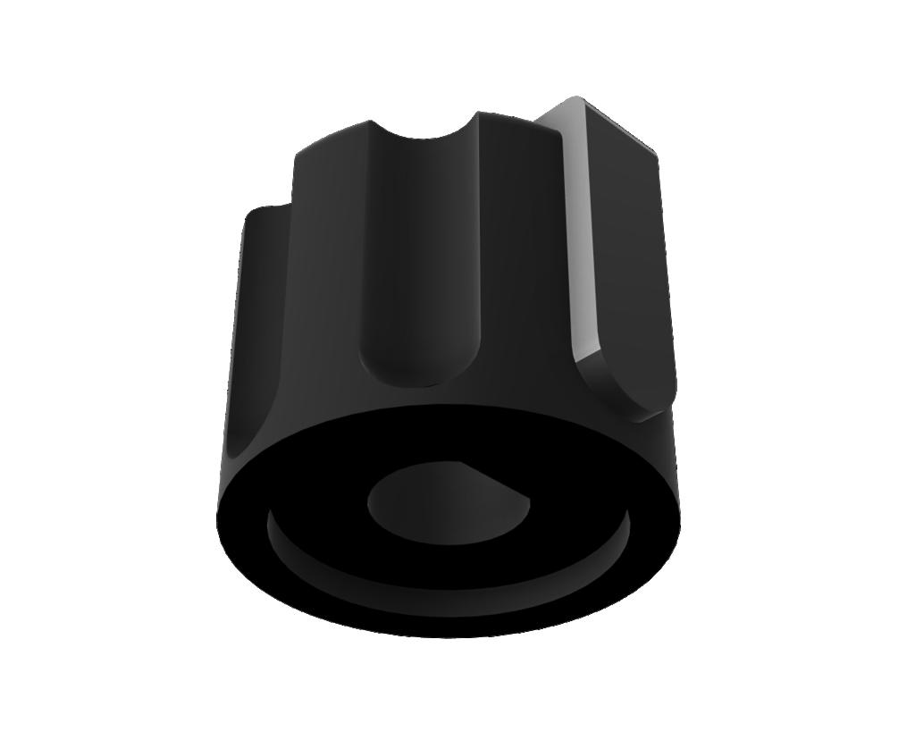 Motorola MTP3550 Vol knob