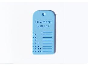 Filament Ruler
