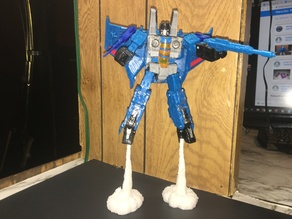 Transformers WFC Siege Seeker Launch Exhaust Add On Ver. 2