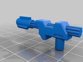 Cliffjumper glass gas pistols