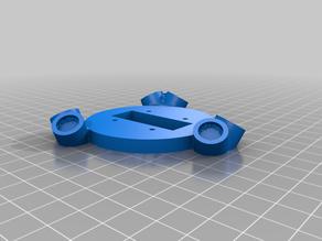 Athena II End Effector for Laser Engraving