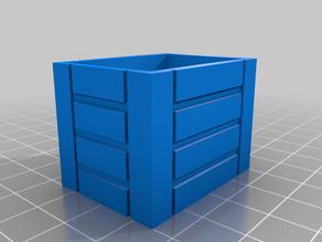 Simple small cargo box