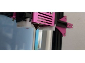 Biqu B1 - modified 2 piece fan duct