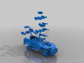 technical mudder - bdl3 - vehicle [ork speedster]