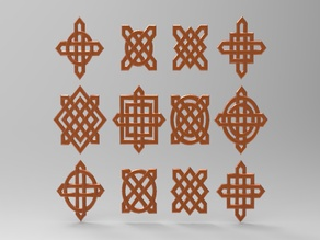 Celtic art for CNC and remixes