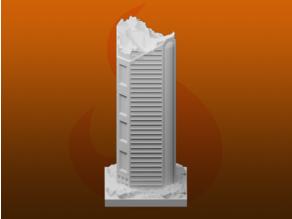 GreebleCity Ruins: Skyscraper X