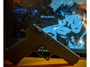 Cowboy Bebop Gun (Spike's) (Jericho 941 R)
