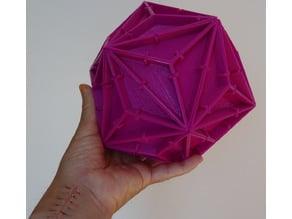 Triakis Icosahedron Puzzle