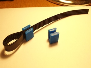 ANET A6 X-axis Easy belt clip