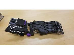 Raptor Reloaded - Left Hand - No Thumb - Black Panther Themed