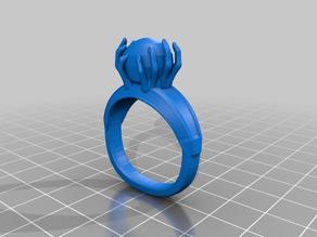 DnD Magic Item - Ring of Telekinesis