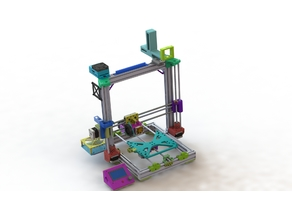 3DLS The Full Belt Free Printer From Morninglion Industries