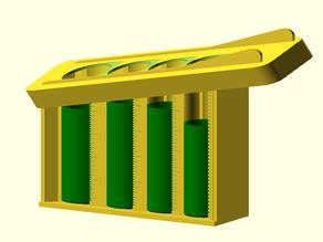 "Improved Auto Coin Sorter V7.5 - ""Short"" US Dollar Version"