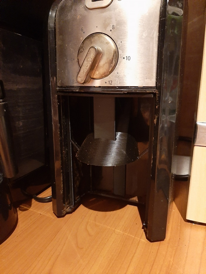 Adapter for Krups Coffee Grinder