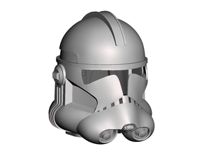 Clonetrooper helmet - Phase II (Star Wars)