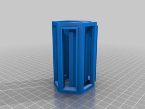 Modular Hex Storage