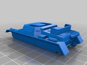 Panzerjager I 28mm / 1:56 (easy print)
