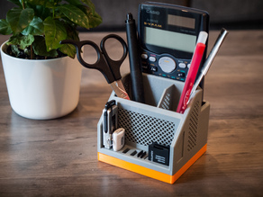 Rugged Desktop Organizer