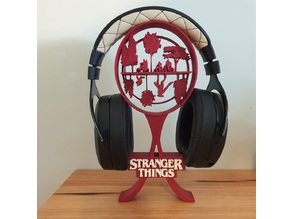 Stranger Things Headphone Stand