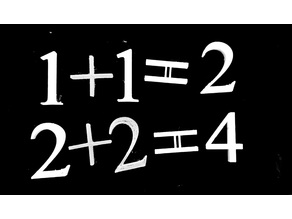 Numbers for education for teacher