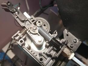 Geeetech A10M / A20M Extruder (Titan clone) filament guide for flexibles
