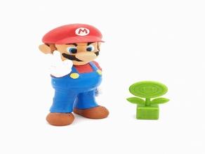 Fire Flower Super Mario