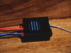 HL-52S dual channel relay protective case
