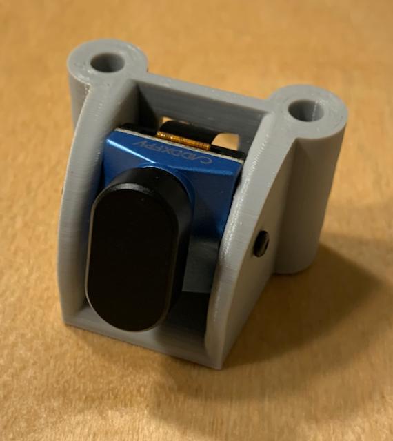 Caddx Tarsier v2 mount for TBS Source One 5 inch Frame V3