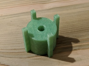 35mm dowel drill guide (9mm hole)