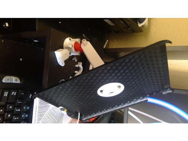 Ball Jointed Arm for iPad mount