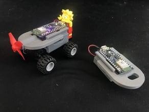 Arduino nano 33 ble  propeller Car