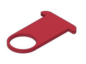 Simple Molle Carabiner Loop