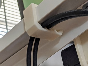 Desk Cable Clamp