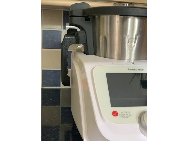 Monsieur Cuisine Connect Handle Lidl Thermomix By Lasry