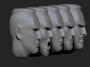 Trooper: heads