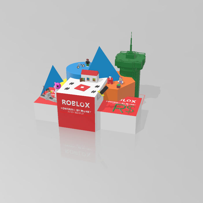 ROBLOX but it on 1 model