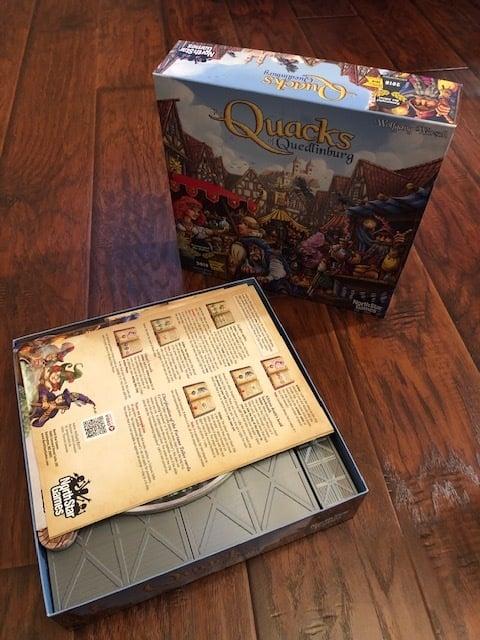 Quacks of Quedlinburg Insert