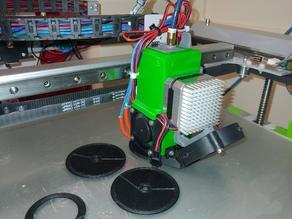 Tornado/MK3S Bondtech Geared Extruder-Direct Drive, BLTouch, Filament Sensor