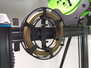 Mini Spool for sample filament
