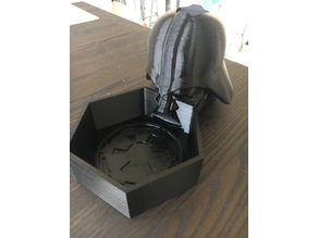 Darth Vader Dice Tower