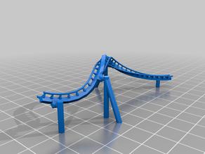 Roller Coaster Corkscrew Inversion