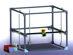 3D printer 510 X 530 X 550