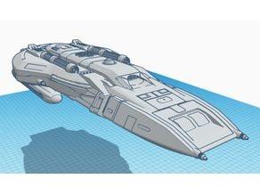 Federation Long Range Exploratory Shuttle