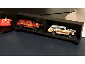 Hotwheels/Matchbox Desktop Display Case