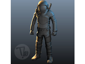 Odysseus Scout Atmospheric Suit
